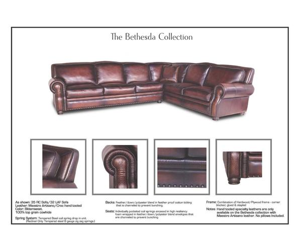 Eleanor Rigby Bethesda - leatherfurniture