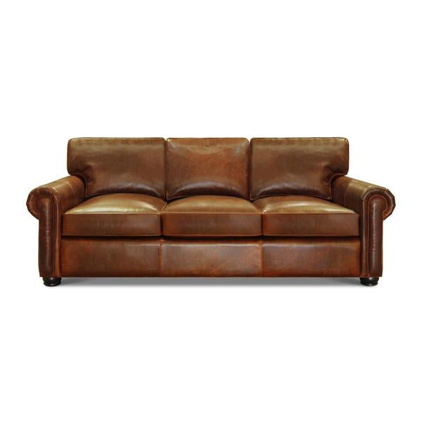Eleanor Rigby Bordeaux - leatherfurniture
