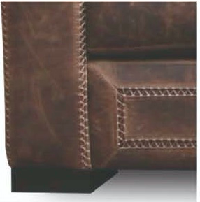 Eleanor Rigby Downtown Cowboy Sofa - leatherfurniture