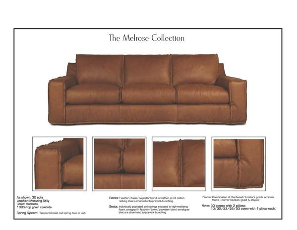 Eleanor Rigby Melrose - leatherfurniture
