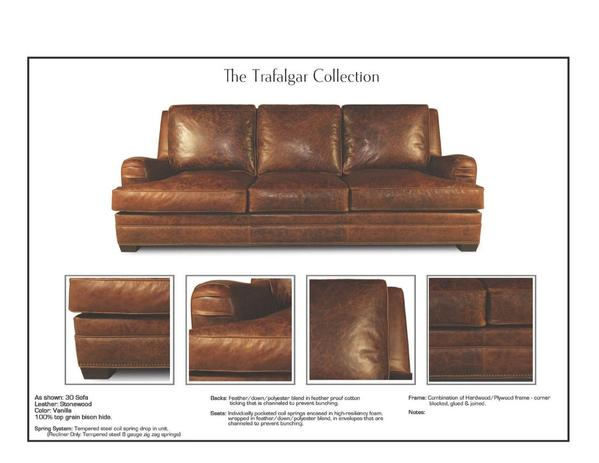 Eleanor Rigby Trafalgar - leatherfurniture