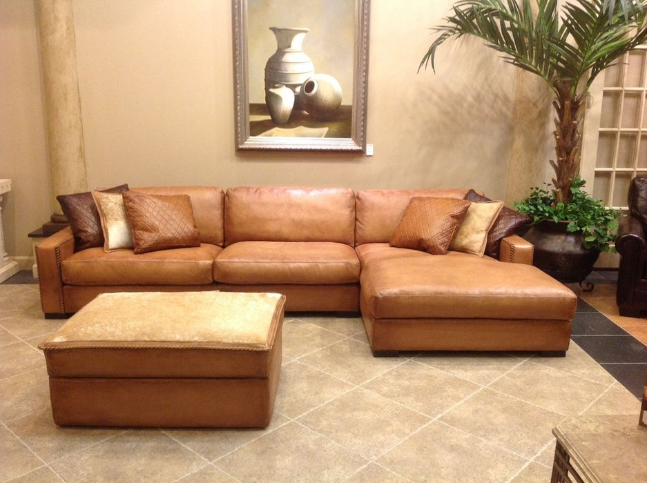 Eleanor Rigby Urban Cowboy Sectional