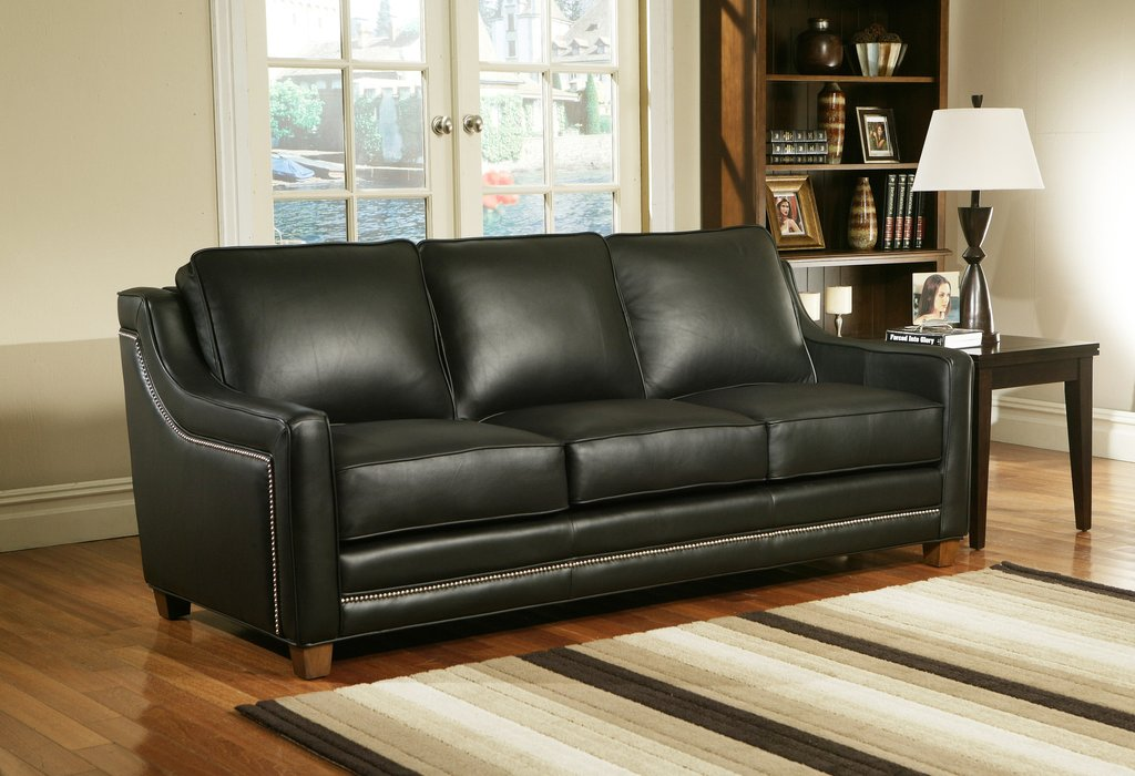 Omnia Fifth Avenue Sectional - leatherfurniture