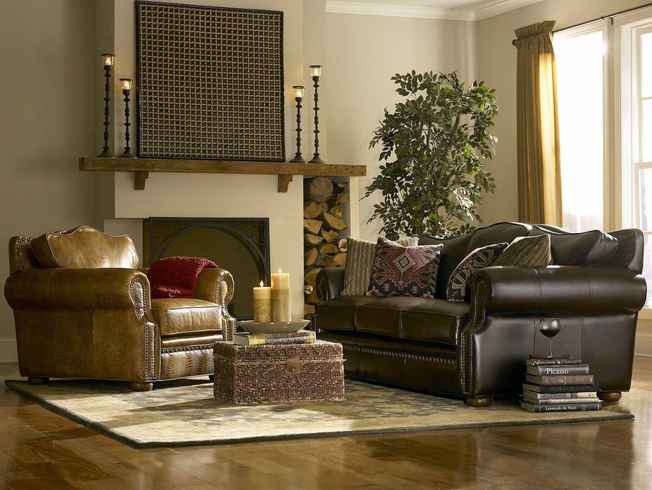 Omnia Laredo Sofa - leatherfurniture