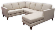 Omnia Madison Sectional - leatherfurniture