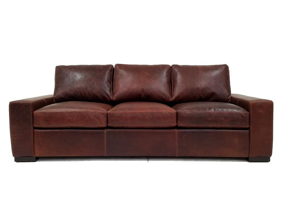 Omnia Max 3 Super Sofa - leatherfurniture