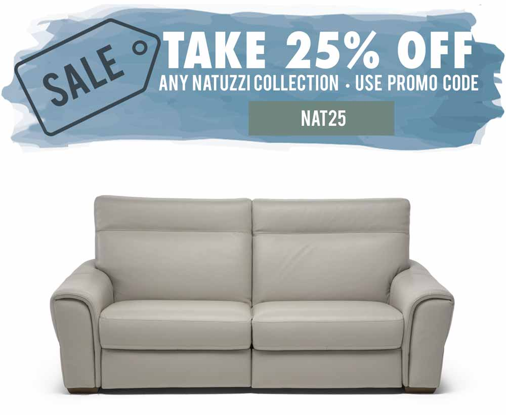 Natuzzi Editions Energia C046 - Quick Ship