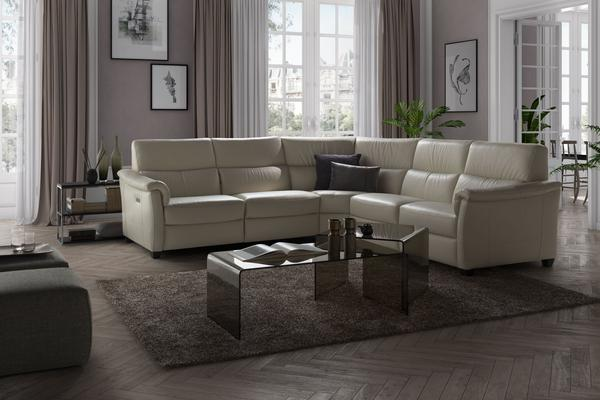 Natuzzi Astuzia Sectional C068 - leatherfurniture