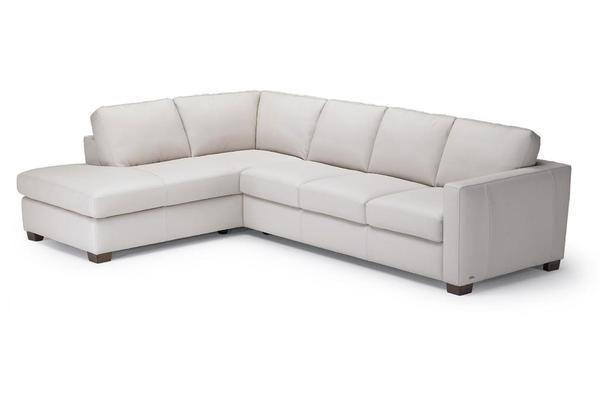 Natuzzi Cesare Sleeper B735 - leatherfurniture