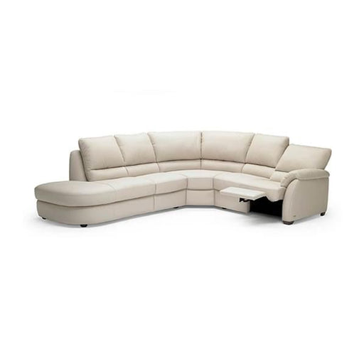 Natuzzi Donato Sectional B693 - leatherfurniture