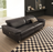 Natuzzi Guido Sofa B887 - leatherfurniture