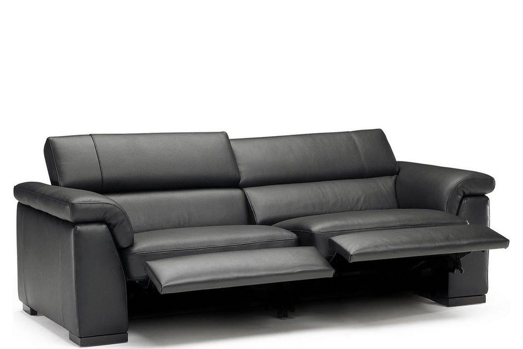 Natuzzi Tommaso Theater B634 - leatherfurniture