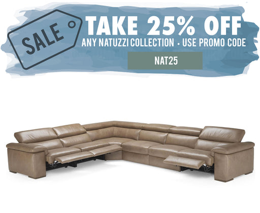 Natuzzi Editions Raffaele B620 Theater