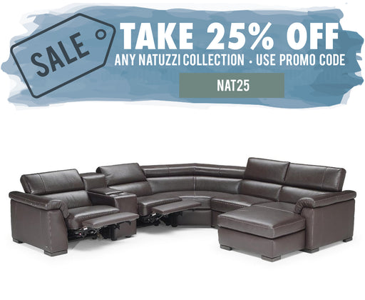 Natuzzi Editions Tommaso Theater B634