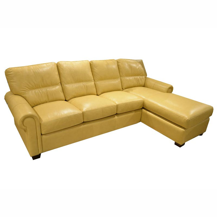 Omnia Regent Sectional - leatherfurniture