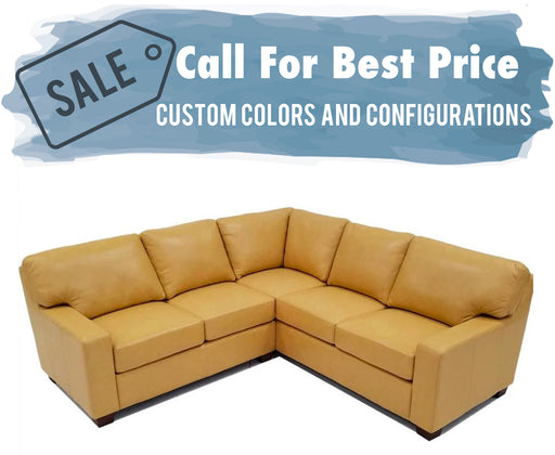 Omnia Albany Sectional