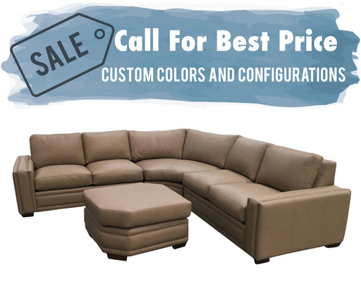 Omnia Asher Sectional