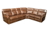 Omnia Coleman Sectional - leatherfurniture