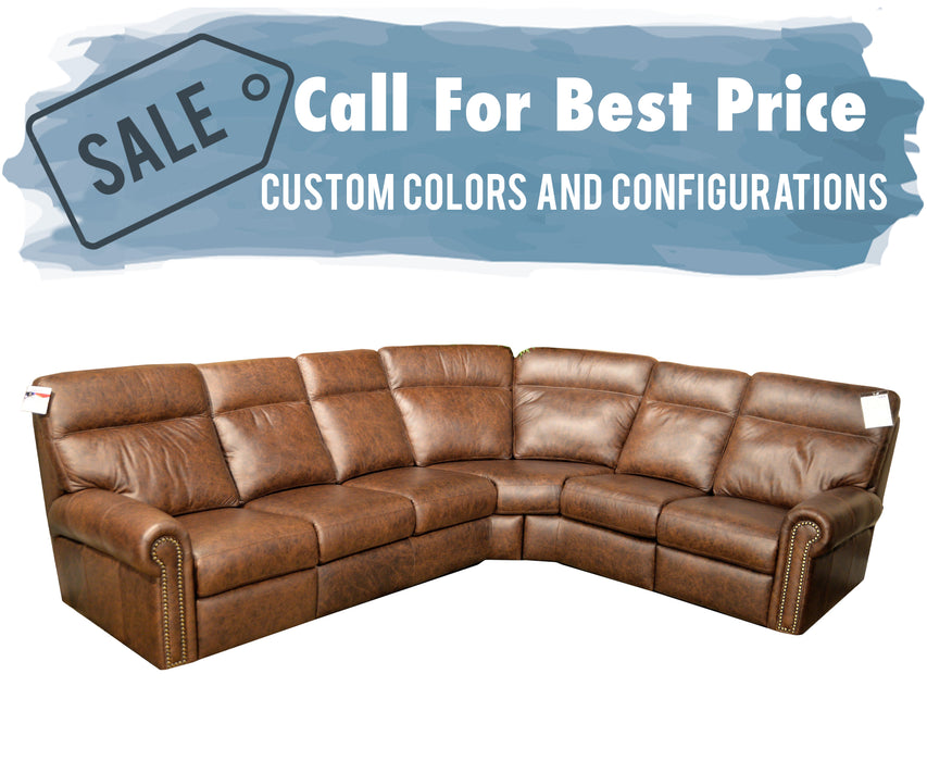 Omnia Coleman Sectional
