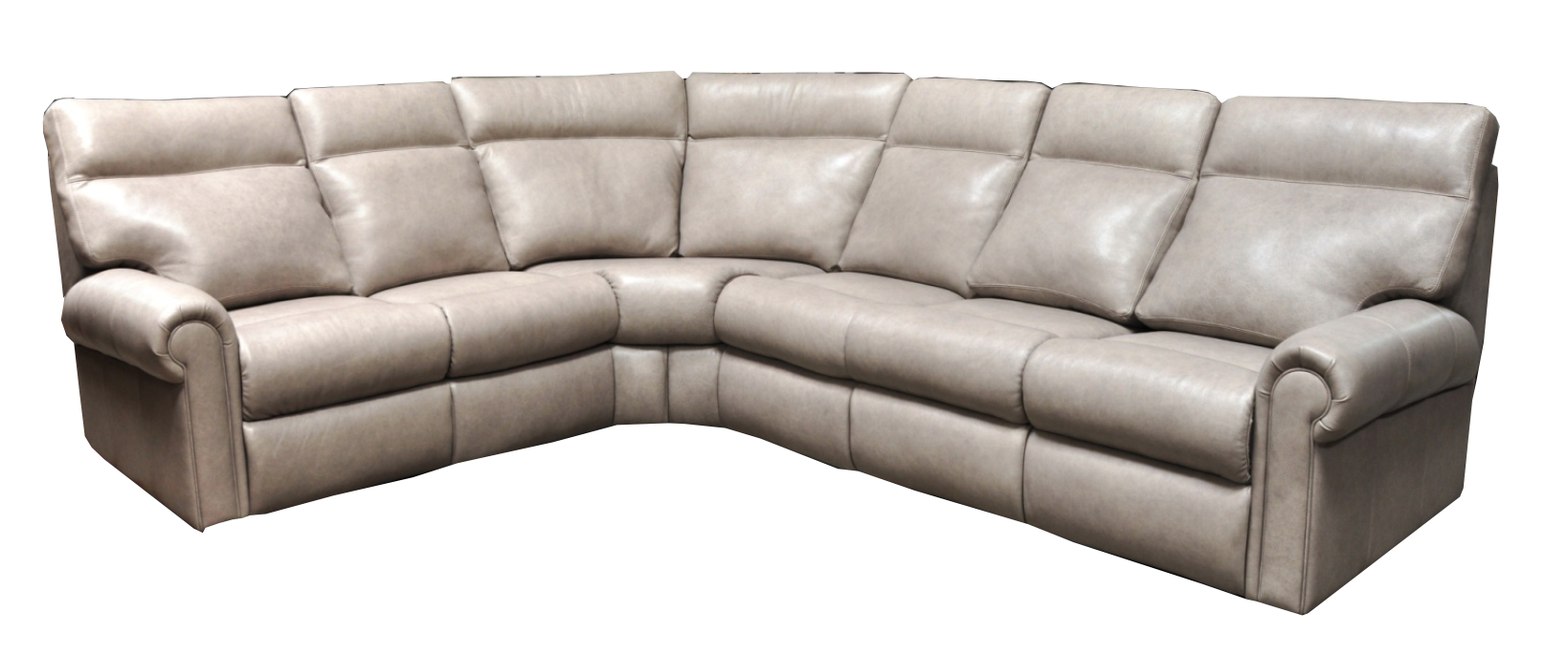 Omnia Curtis Sectional - leatherfurniture