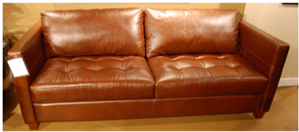 Omnia Danilo Sofa - leatherfurniture