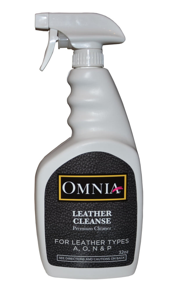 Leather Cleaner - 32 ounce bottle - leatherfurniture