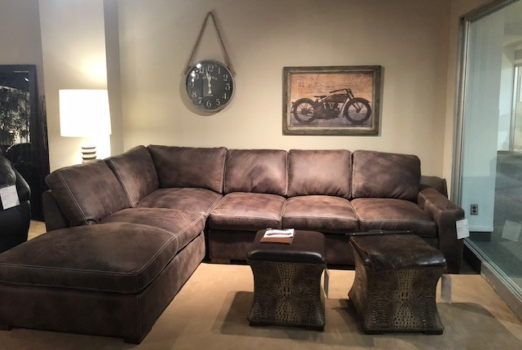 Omnia Max 3 Sectional - leatherfurniture