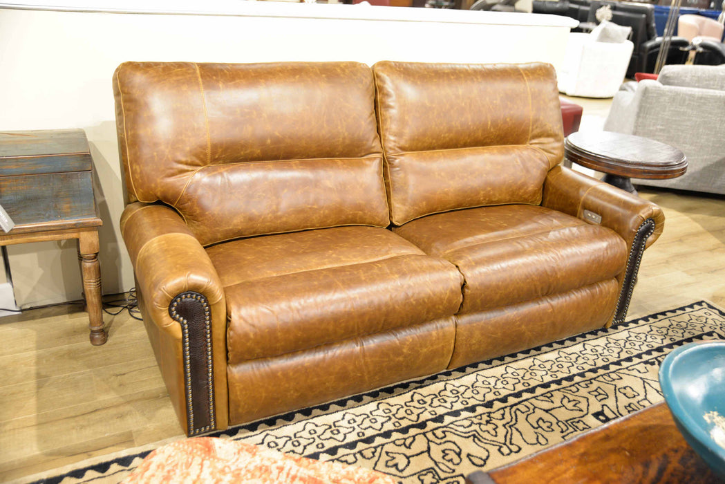 Omnia Montclair Sectional - leatherfurniture
