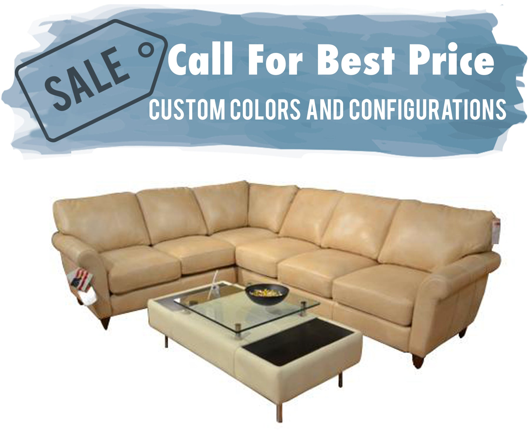 Omnia Cameo Sectional
