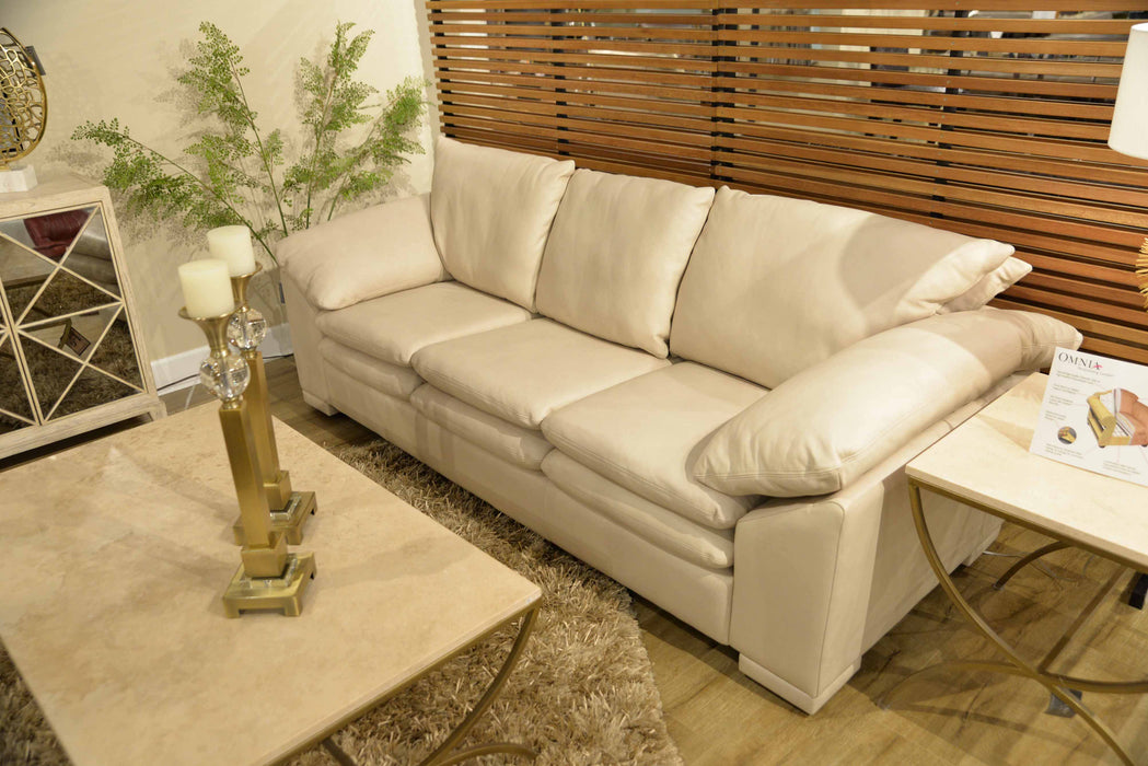 Omnia Fargo Sectional - leatherfurniture