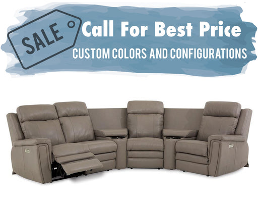 Palliser Asher 41065 Sectional