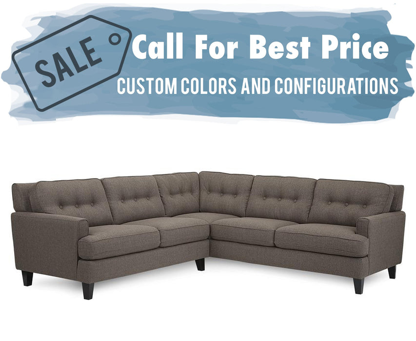 Palliser Barbara Sectional 77575