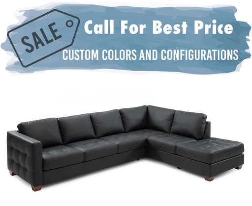 Palliser Barrett 77558 Sectional