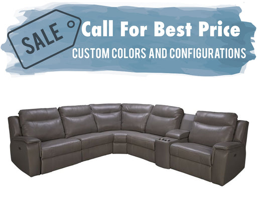 Palliser Buckingham Sectional 40167