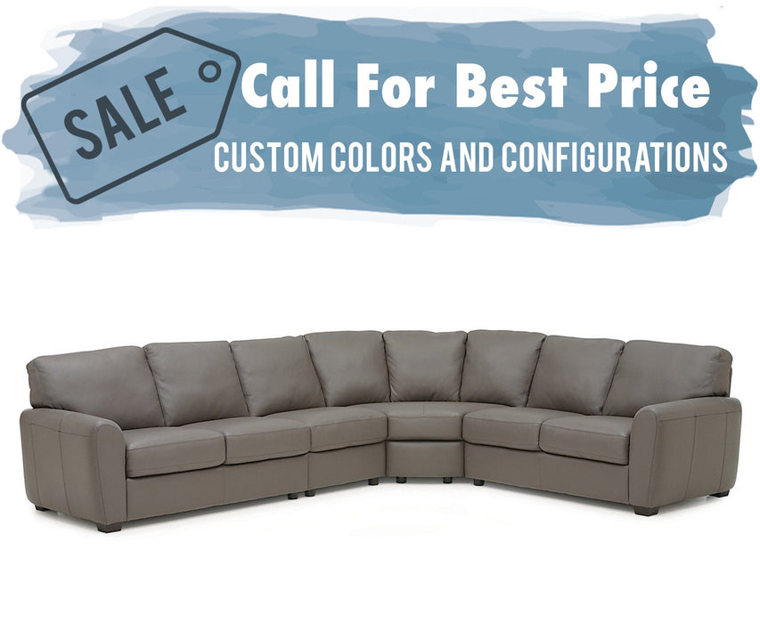 Palliser Connecticut Sectional 77881
