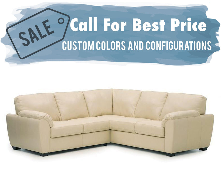 Palliser Lanza Sectional 77347