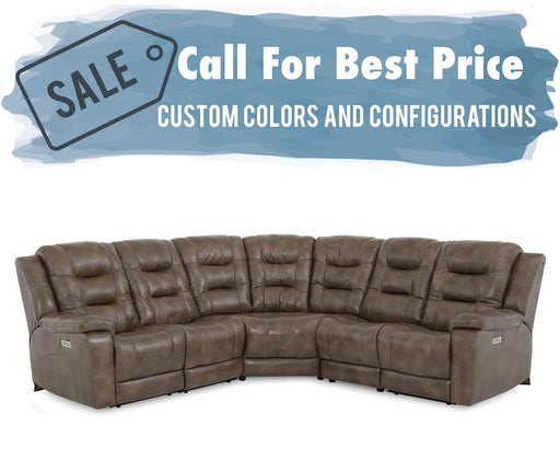 Palliser Leighton Sectional 41063