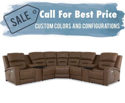 Palliser Washington 41067 Sectional