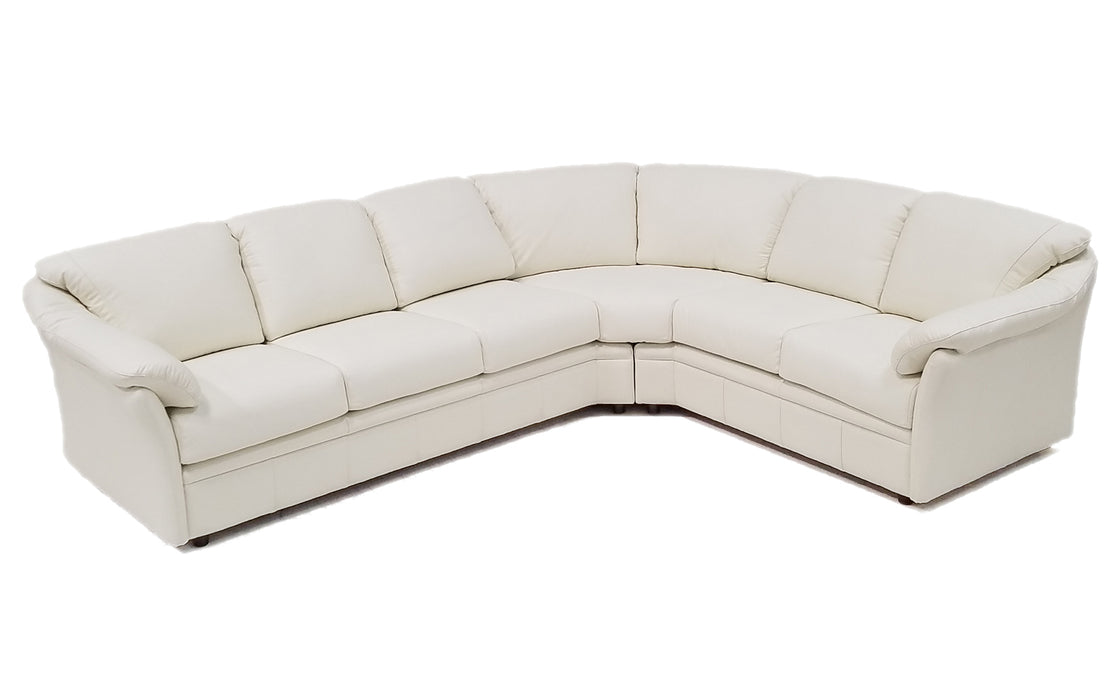 Omnia Salerno Sectional - leatherfurniture
