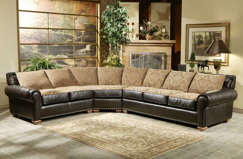 Omnia Vallarta Dreams Sectional - leatherfurniture