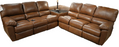 Omnia Vermont Sectional - leatherfurniture