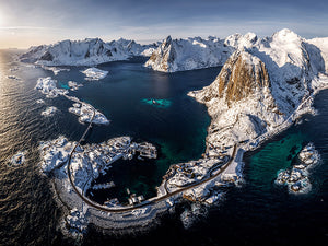 Panoramic Lofoten