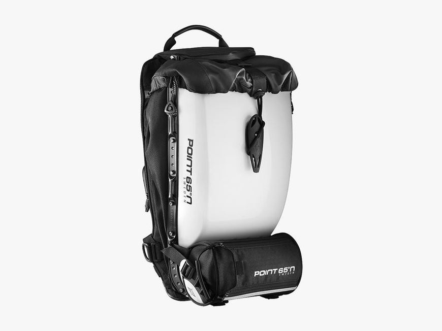 Point 65 Boblbee 20L Backpack X-Case Accessory Medium - Pictured on Backpack