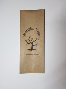 Custom Print Econic®Kraft Compostable Dry Goods Bag 200/250g