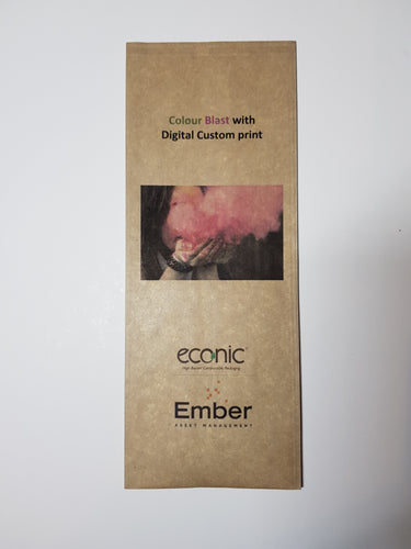 Custom Print Econic®Kraft Coffee 1kg Bag: SAMPLE PACK