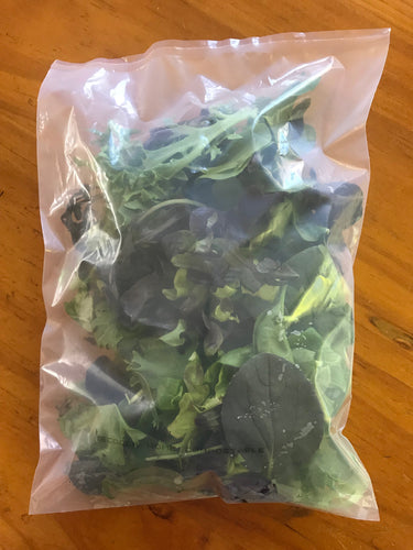 EcoClear™ Compostable Fresh Produce Bag - Small (100 bags)