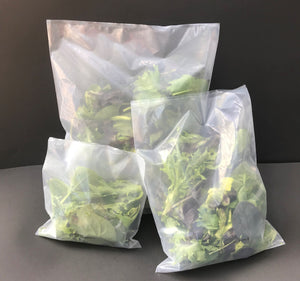 Wholesale EcoClear™ Compostable Fresh Produce Bag - Small (1000 bags)