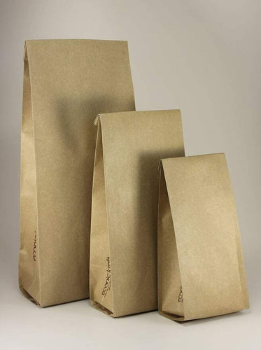 Econic®Kraft Dry Goods 3kg Bag: 200 bags