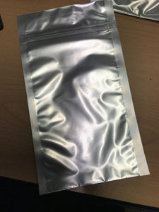 Econic®Silver Compostable Industrial Pouches (100 bags)