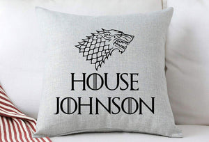 Personalized Decorative Pillow Case - Smart Gifts